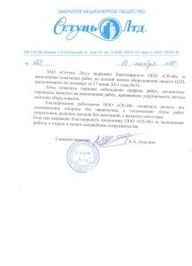 ЗАО Сетунь Лтд